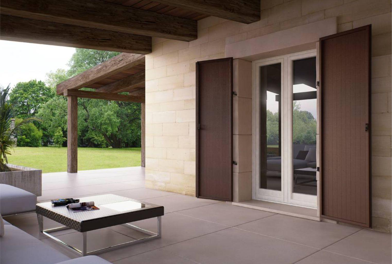 Infissi finestre in pvc infissi porte e serramenti tecnoalluminio pagano ruvo di puglia bari - Showroom porte e finestre ...