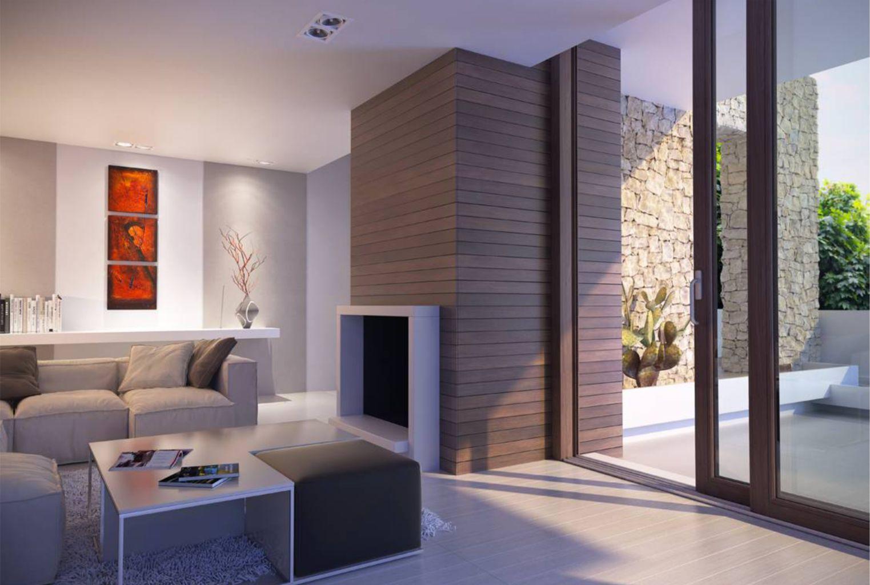 Infissi finestre in alluminio legno infissi porte e serramenti tecnoalluminio pagano ruvo di - Finestre di legno ...